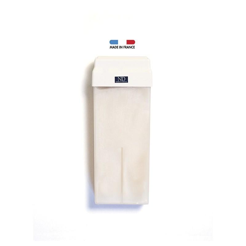 Cire épilation traditionnelle ultra white sans colophane Norma de Durville cartouche 100 grs