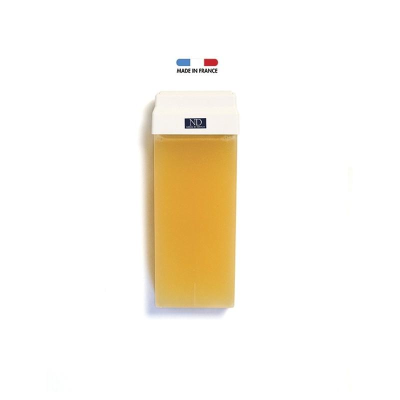 Cire épilation traditionnelle miel nature Norma de Durville cartouche 100 grs