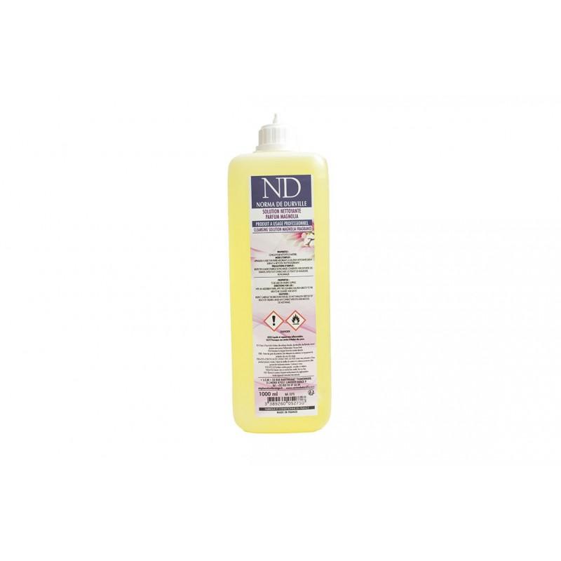 Solution nettoyante cire magnolia Norma de Durville 1000 ml