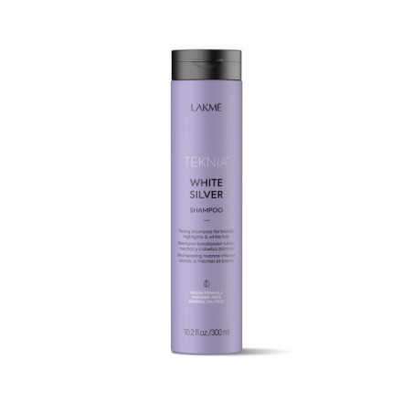 Teknia shampoing White Silver Lakmé 300 ml