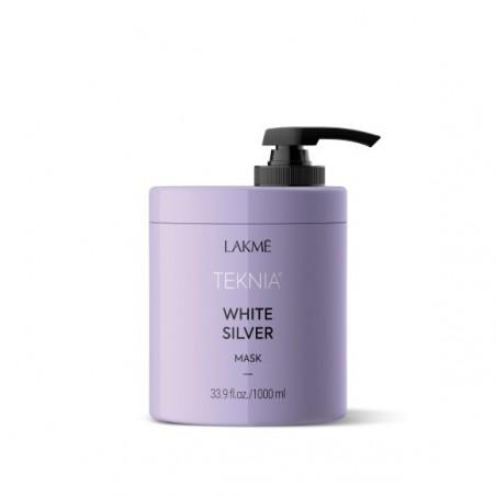 Teknia masque White Silver Lakmé 1000 ml