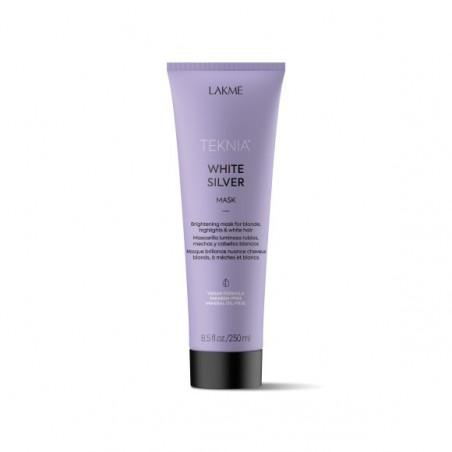 Teknia masque White Silver Lakmé 250 ml