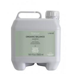 Teknia shampoing Organic Balance Lakmé 5000 ml