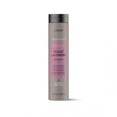 Teknia shampoing Refresh Violet Lavender Lakmé 300 ml