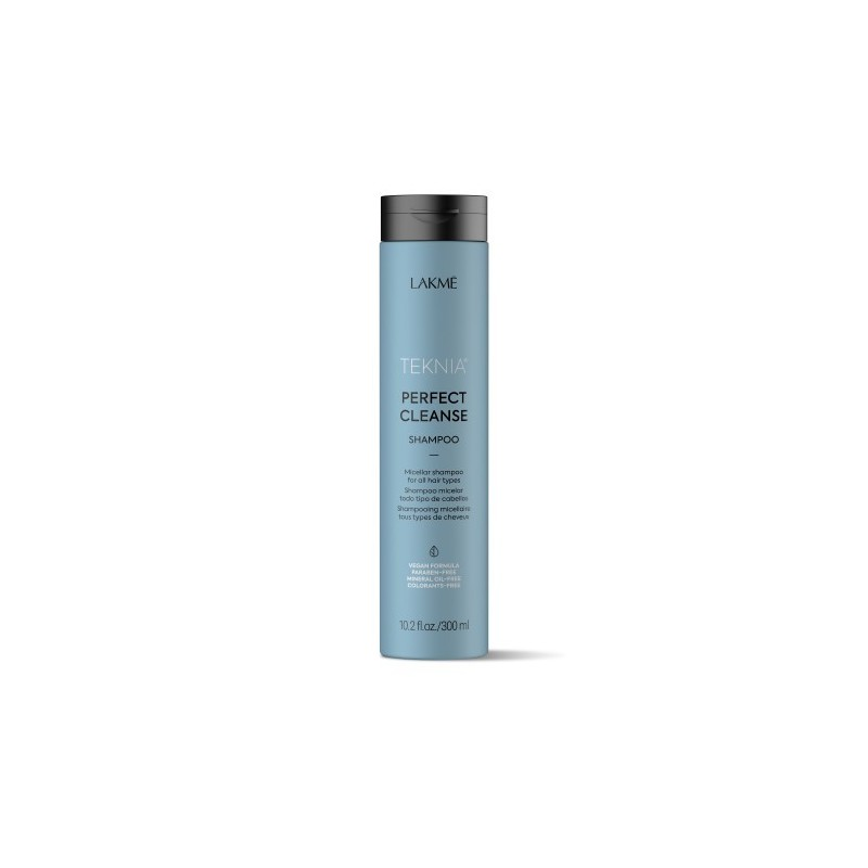 Teknia shampoing Perfect Cleanse Lakmé 300 ml
