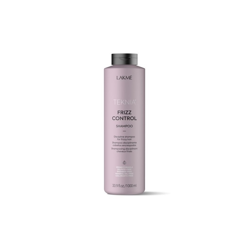 Teknia shampoing Frizz Control Lakmé 1000 ml