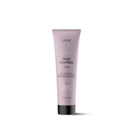 Teknia Frizz control cream Lakmé 150 ml
