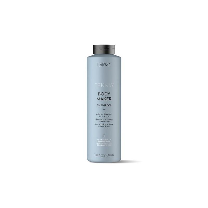 Teknia shampoing Body Maker Lakmé 1000 ml