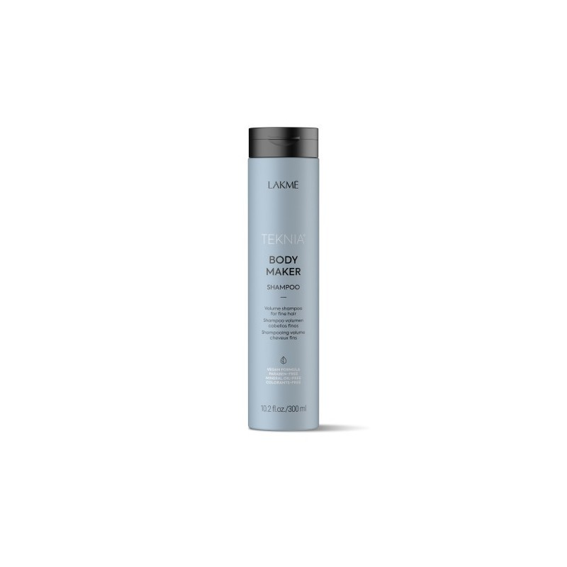 Teknia shampoing Body Maker Lakmé 300 ml