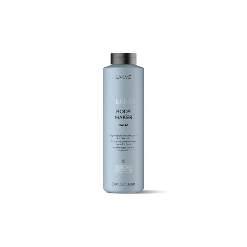 Teknia baume Body Maker Lakmé 1000 ml