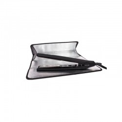 Fer à lisser C1  carbon fiber black titanium Corioliss avec sac