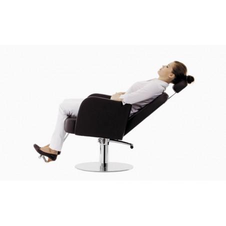 Fauteuil de coiffure esthetique Pahi Eyre incliné