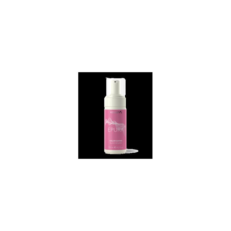 Epura mousse Color Saving Vitality's 125 ml