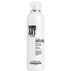 L'Oréal spray fixation Fix Anti Frizz TecniArt 400 ml