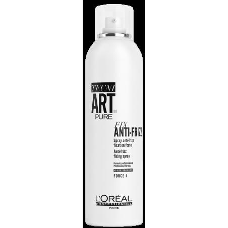 L'Oréal spray fixation Fix Anti Frizz TecniArt 400 ml