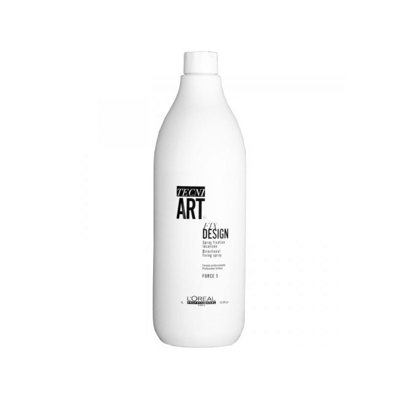 L'Oréal recharge Fix Design TecniArt 1000 ml