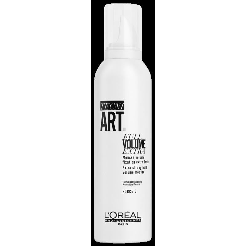 L'Oréal mousse Full Volume extra TecniArt 250 ml