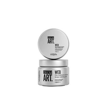 L'Oréal pâte de modelage WebTecniArt 150 ml