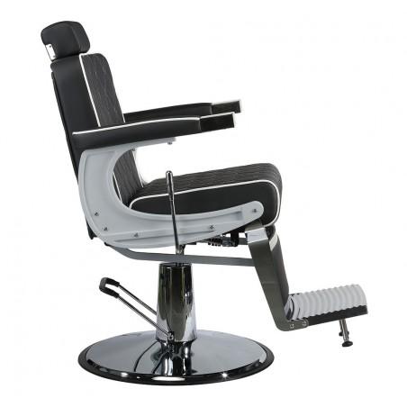 fauteuil barbier karl meilleur qualité prix vue profil
