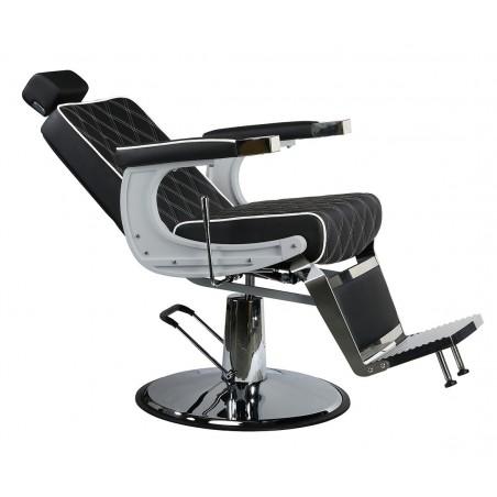 fauteuil barbier karl meilleur qualité prix vue allonge