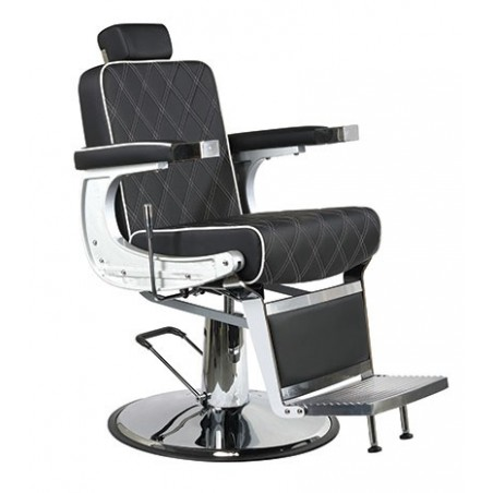 fauteuil barbier karl meilleur qualité prix vue perspective