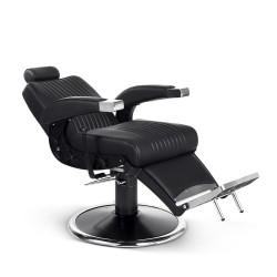fauteuil barbier confortable pas cher hugo B allonge