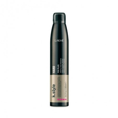 Spray Hard Fix Plus 300 ml marque lakmé kstyle