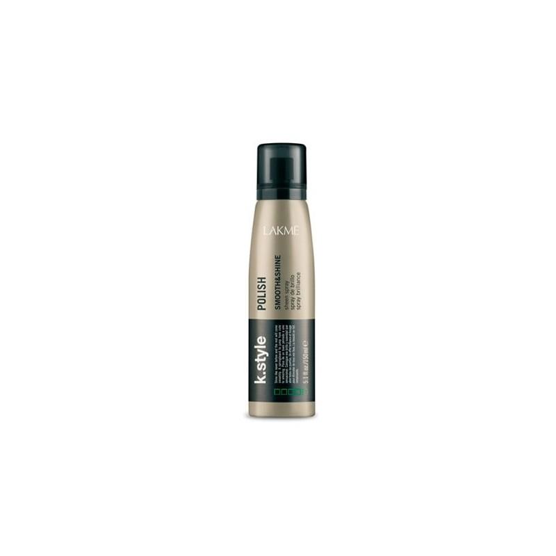 K Style spray brillance Polish smooth Shine lakmé 150 ml