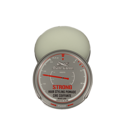Cire coiffante extra fort Hairgum 40 g ouvert