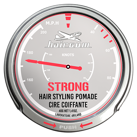 Cire coiffante extra fort Hairgum 40 g