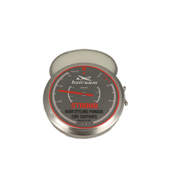 Cire coiffante extra fort Hairgum 400 g ouvert