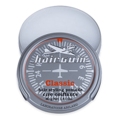 Cire coiffante Classic Hairgum 40 g ouvert