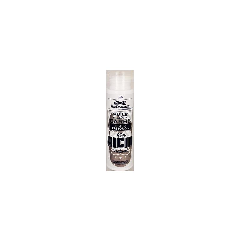 Huile soin barbe Ricin Hairgum 40 ml