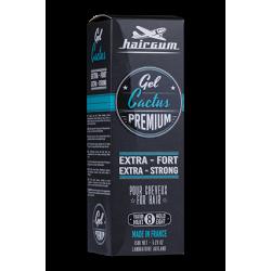 Gel premium Cactus Hairgum 150 g packaging