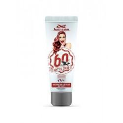Coloration temporaire pour cheveux et barbe Hairgum 60 g rouge magenta