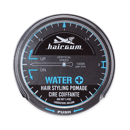 Cire coiffante techniques Water+ Hairgum 40 g