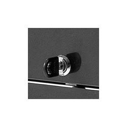 Table de service Discrete lock Sibel detail clef