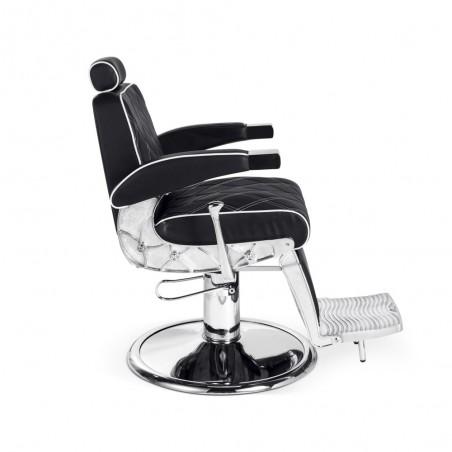 fauteuil barbier confortable pas cher hugo