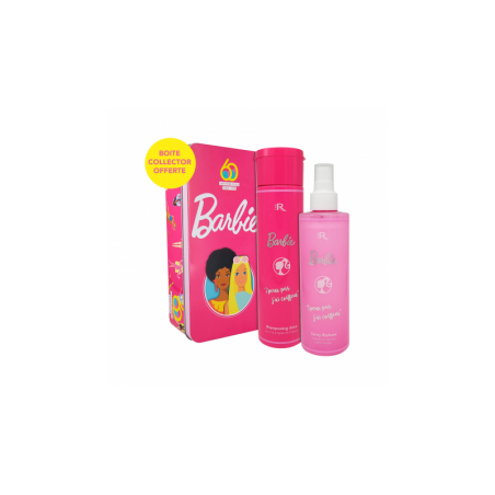 Generik duo Barbie shampoing + biphase