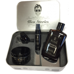Men storie's coffret barber...