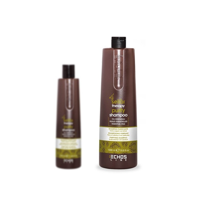 Seliar shampoing THERAPY Purity 350 ml