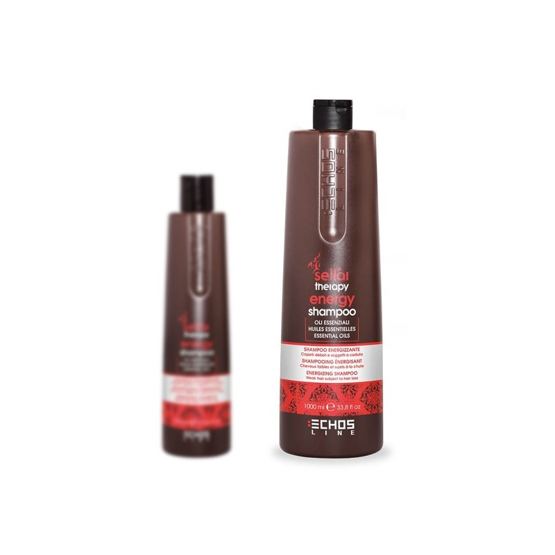 Seliar shampoing THERAPY Energy 1000 ml