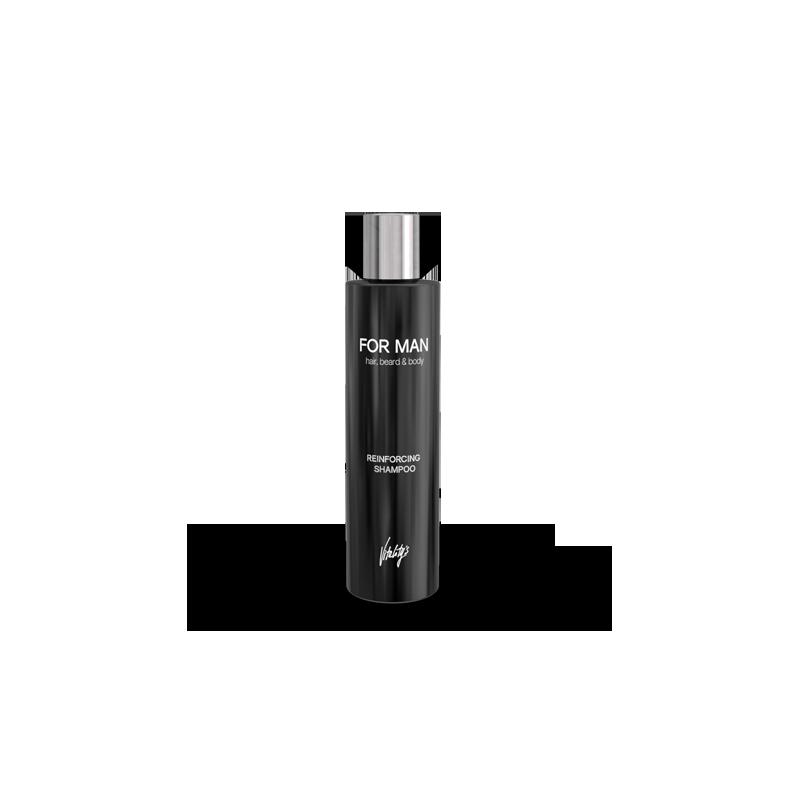 vitalitys for man reinforcing shampoing