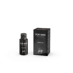 Flacon et boite Vitality's For Man Beard Oil 30 ml