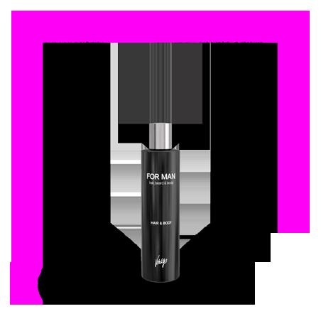 Vitality's For Man Shampoing Hair & Body 240 ml