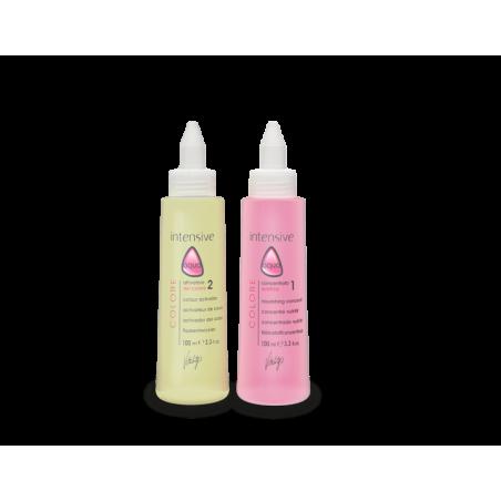 Vitality's traitement post color Aqua 100 ml rose et jaune