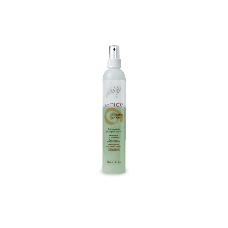 Vitalitys spray restructurant biphase SONICE 250 ml