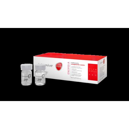Vitality's traitement anti chute Aqua Energia 8 x 7 ml