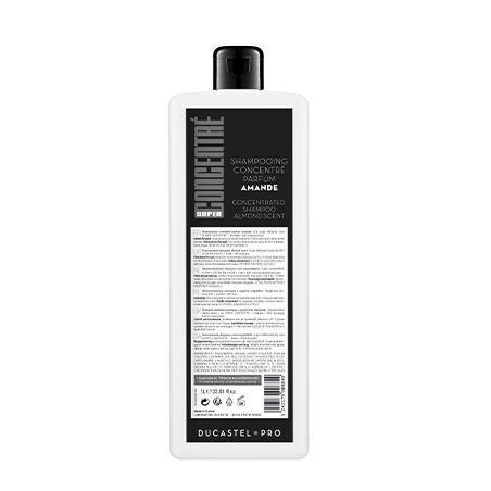 Shampoing concentré Super 1L Ducastel Pro chevrefeuille