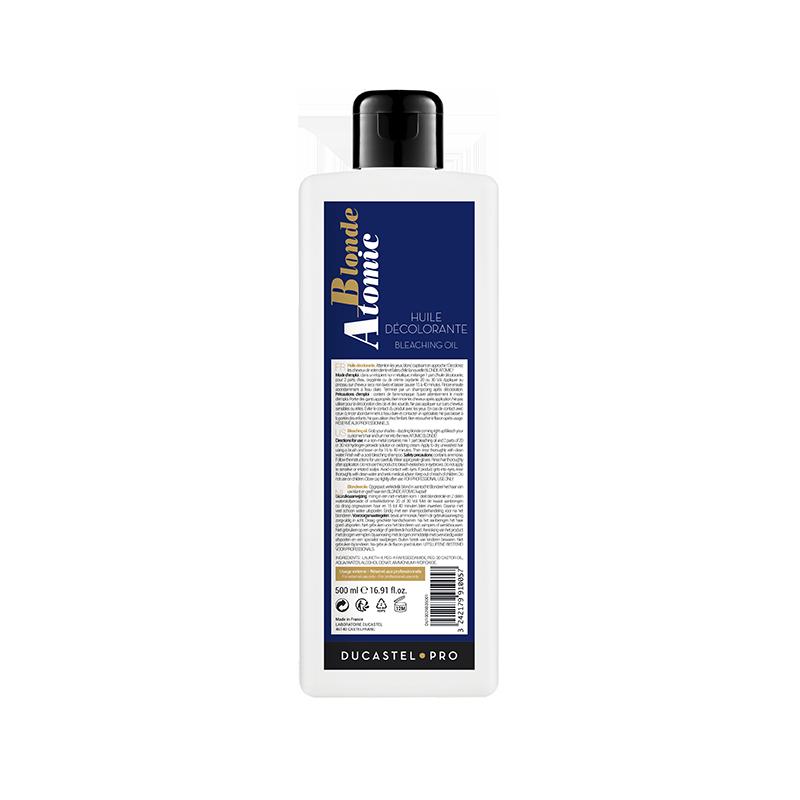 Huile décolorante Blonde Atomic Ducastel Pro 500 ml